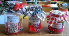 Konfitura uczuć, to niezwykle wzruszający prezent na Dzień Mamy, Dzień Taty, Dzień Rodziny, Dzień Babci czy Dzień Dziadka. Dla każdego, kog... Creative Teaching, Creative Art, Diy And Crafts, Crafts For Kids, Grandparents Day, Signs, Kids And Parenting, Techno, Kindergarten