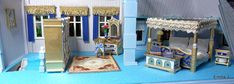 Here's some pictures from my large blue mansion with extended balcony and matching fence.                     The Interior           The ...
