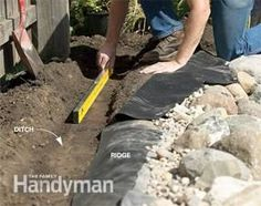 Pond: How to Build a Low-Maintenance Pond. great advice from professional pond builders and long-time pond owners about building and maintaining backyard ponds, waterfalls and streams. Outdoor Ponds, Ponds Backyard, Backyard Waterfalls, Garden Ponds, Backyard Ideas, Garden Ideas, Pond Landscaping, Landscaping With Rocks, Oasis