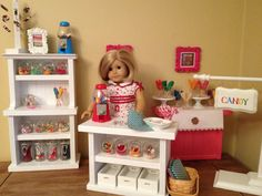 Karen Mom of Three's Craft Blog: Sweet Tooth Thursday? Check Out This Etsy Shop Just For Your Dolls