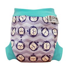 Close Parent Pop-in Reusable Swim Nappy Lion - Perfect for by the pool or beach!