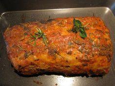 Schweinerücken mit Kräuterkruste (Niedrigtemperatur) | Hauptspeise Kochrezepte.de Rezept von biggimimi