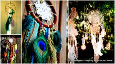 How to Make a Dreamcatcher Tutorial & Beautiful DIY Inspiration Pack for Beginners