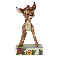 Disney Traditions 4045247 Bambi Young Prince New & Boxed