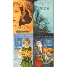 The whole set! This is probably the only author I have ever remembered in my whole life (from my childhood). I loved theses books they were so uplifting and enthralling for a little girl.