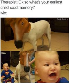 Early childhood memory