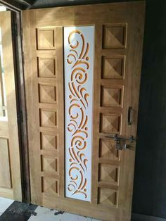 Ideas For Main Door Design Photo Galleries Door Gate Design, Pooja Room Door Design, Door Glass Design, Door Design Photos, Front Door Design, Door Design, Doors Interior
