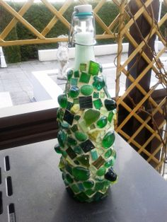 Schmuckflasche