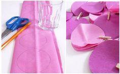 Adornos decorativos de papel fáciles y bonitos | Manualidades