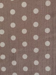 bespoke fabric and wallpaper, vintage inspired linens and fabulous accessories designed and made in the UK and shipped worldwide. Polka Dot Fabric, Polka Dots, Orange Fabric, Mocha, Vintage Inspired, Wallpaper, Big, Pattern, How To Make
