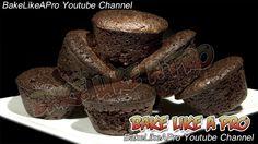 Ultra Chocolate 2 bite brownies #recipe !
