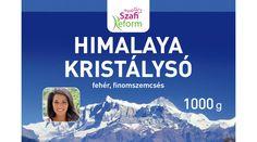 500-.  Szafi Reform Himalaya só, fehér, finomszemcsés 1000g