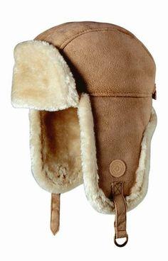 #Muts van #Barts met #oorkleppen en lekkere zachte fleecevoering - Gespot op Bambini.com