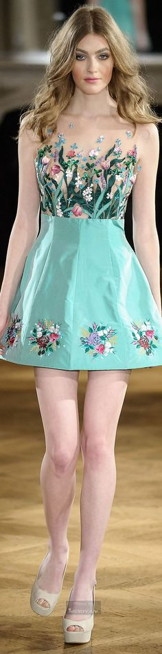 Yanina Spring-summer 2015 - Couture.