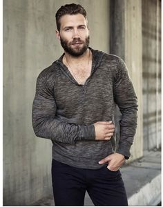 But seriously. Have you seen his biceps? Jai Courtney