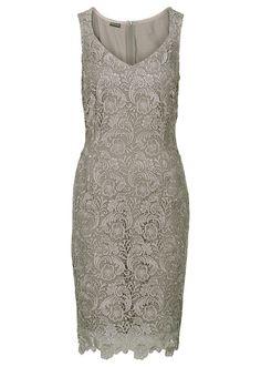 Sukienka gipiurowa Misterna • 179.99 zł • bonprix