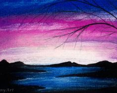 Popular items for soft pastel drawing on Etsy