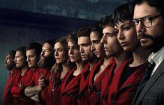 temporada de La Casa de Papel é apresentada antes de estreia na Netflix Netflix And Chill, Shows On Netflix, Netflix Series, Series Movies, Tv Series, Movies Showing, Movies And Tv Shows, Image Deco, Drama Series