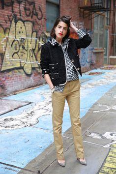 Real women wear khakis