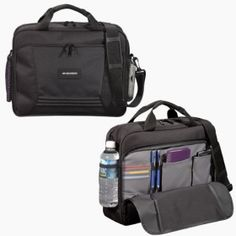 Promotional Products Ideas That Work: Eclipse Deluxe Business Brief.  Get yours at www.luscangroup.com