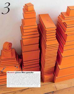 Hermes Orange...