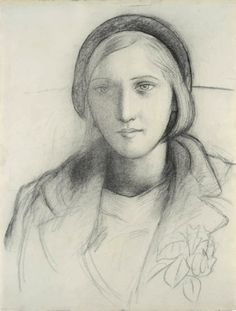 Portrait of Marie-Thérèse, 1927, Pablo Picasso http://www.huffingtonpost.com/marina-cashdan/an-exploration-of-picasso_b_847480.html