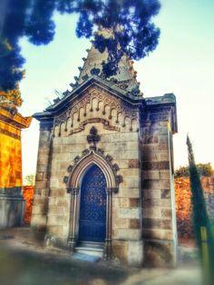 Cementerio de Montjuic.