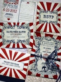 circus wedding | 20 DIY Carnival Theme Wedding IdeasConfetti Daydreams – Wedding Blog