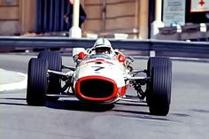 John Surtees, Honda RA273, 1967 Monaco GP, Monte Carlo F1 Racing, Drag Racing, Monte Carlo, Le Mans, Honda, Ferrari F12berlinetta, Classic Race Cars, Gilles Villeneuve, Cafe Bike