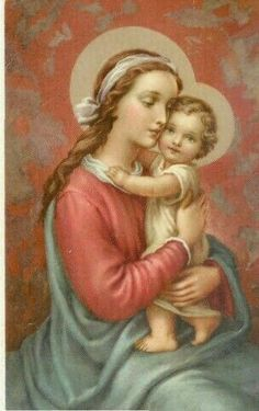 Holy Mother Mary and Our Lord Jesus Catholic Art, Catholic Saints, Religious Art, Religious Pictures, Jesus Pictures, Blessed Mother Mary, Blessed Virgin Mary, Queen Of Heaven, Mama Mary