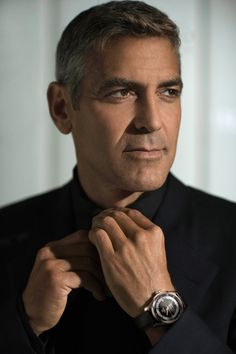 George Clooney by Greg Williams