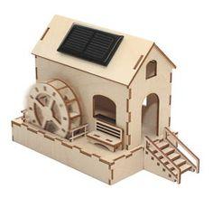 Solar Wassermühle (Easy Line)
