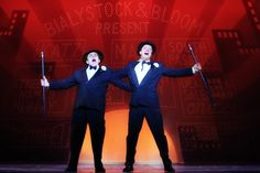"""Review: """"The Producers,"""" high-octane classic of musical comedy, delivers good old-fashioned laughs"""