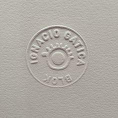 Blok stamp