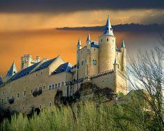 The Alcazar, Segovia, Spain  © Jim  Zuckerman