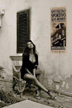 Sofia Loren, the beauty of Sicilian women