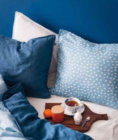Sininen ja oranssi Pattern Art, Color Patterns, Vintage Colors, Bohemian Style, Scandinavian, New Homes, Mid Century, Koti, Colours
