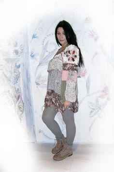 boho, hippie bluzon Boho Hippie, Hippy, New Look, Kimono Top, Tops, Women, Fashion, Hippie Boho, Moda
