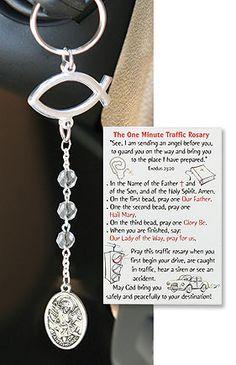 Rear View Mirror rosaries