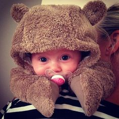 Oh my goodness!!! Cutest thing ever!!