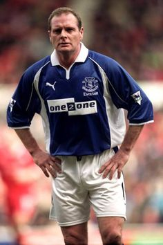 Paul Gascoigne Everton Pictures and Photos Retro Football, Football Soccer, Everton Fc, Middlesbrough, Newcastle, That Look, Photos, Pictures, Club