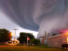 "Someone named this pix""Beauty vs.Destruction"" apropo!!! Tornado that hit Mayflower,Ark. April 2014!!!!"