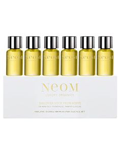 The perfect introduction to this fabulous company. I love Neom Organics