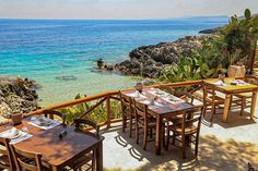 The nicest restaurants in Zakynthos - Restaurants in Zakynthos: the best in a row – the HolidayDiscounter - Zakynthos Greece, Greece Islands, Vacation Pictures, Beautiful Islands, Wonders Of The World, Travel Inspiration, Summertime, Places To Visit, Around The Worlds