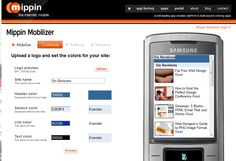8 Tools For Creating a Mobile Site of your Website