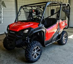 First Drive Review - Honda Sport UTV / Side by Side / SxS / Utility Vehicle 4x4. Check out if the Fastest Honda Side by Side is all it's cracked up to be by clicking over to www.HondaProKevin.com for my full review...