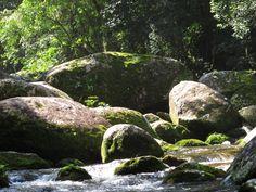 Cachoeira da Lage - Ilhabela - SP - Brasil