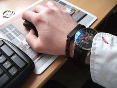 "Open Engine and ""SpeedAddict"" bracelet Engineering, Mens Fashion, Bracelets, Watch, Moda Masculina, Man Fashion, Fashion Men, Bracelet, Technology"