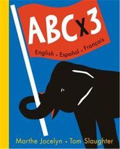 ABC x 3 - English • Espanol • Français