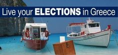Elections as a tourist attraction Live For Yourself, Multimedia, Attraction, Greece, Boat, News, Business, Sports, Hs Sports